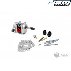 Aviaid Single Stage External Oil Pump - Left Hand Side Mounted