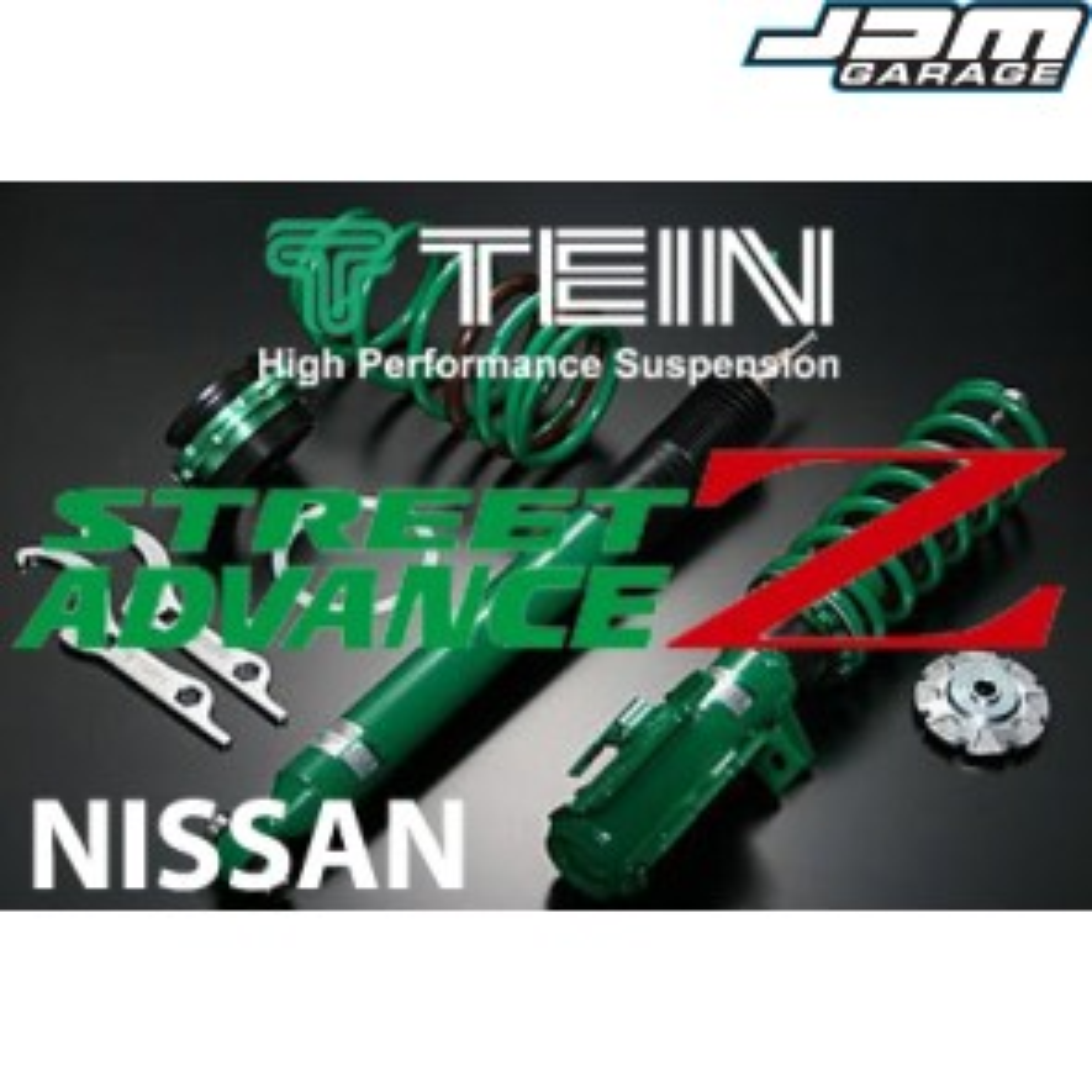 Tein Street Advance Z - Nissan R32 GTR / R34 GTT / 300ZX / Juke