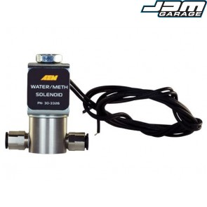 AEM High-Flow Low-Current Water Methanol Solenoid 3600 CC/Min 0.75 Amp