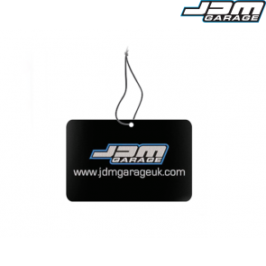 JDMGarageUK Black New Car Air Freshener