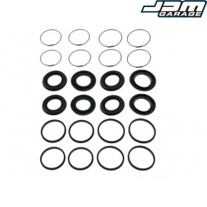 Genuine Nissan Pitworks Front Caliper Seal Kit Fits R32 R33 R34 FairladyZ Z32 300ZX AY600-NS069