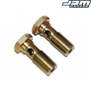 Replacement Turbo Oil Feed Un-Restricted Banjo Bolts M12 1.25