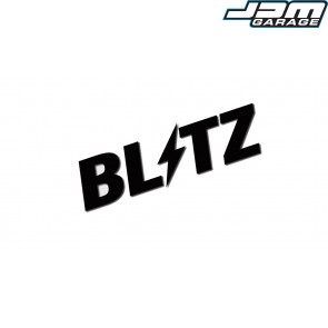 Blitz Sticker Black 100mm