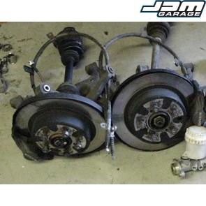 200sx S13/S14/S15 to Skyline R33 Brake Conversion Kit