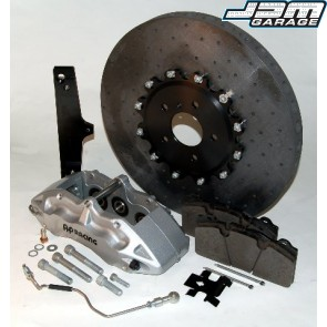 AP Racing CCM (Ceramic Brake Upgrade) Front Kit Nissan GT-R R35