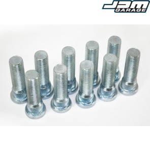 SuperForma Nissan Front Hub Wheel Studs Set Of 10