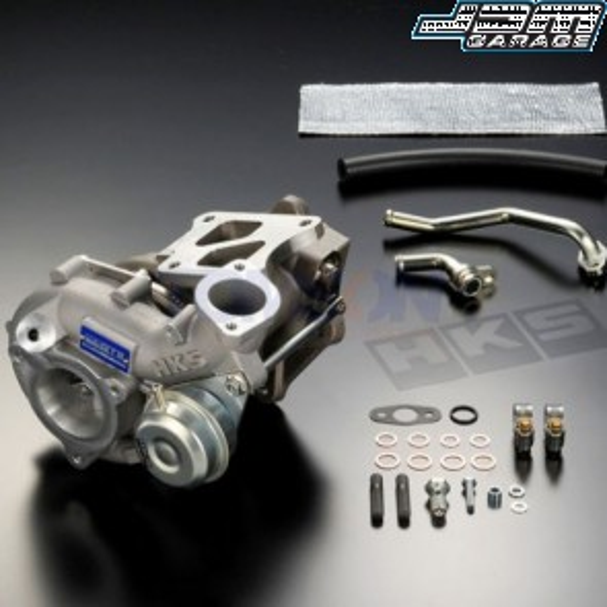 HKS GTII 7460 Sports Turbo Kit Fits Mitsubishi Lancer Evolution X CZ4A