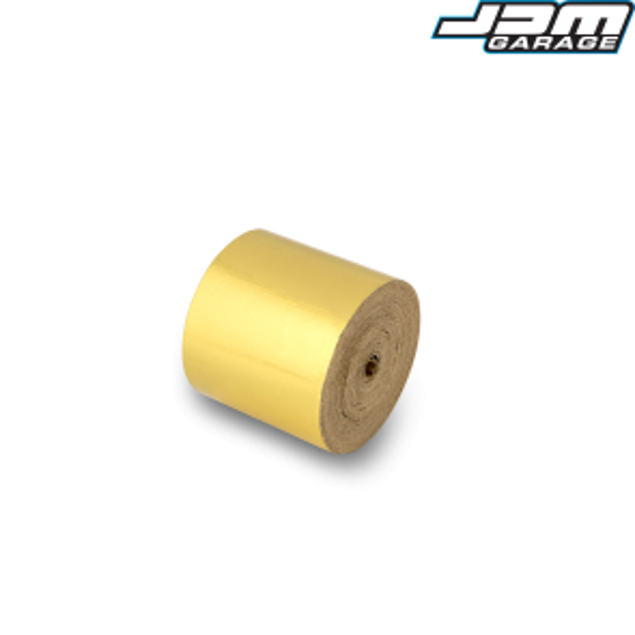 Funk Motorsport Intake Gold Reflective Tape 15mx50mm