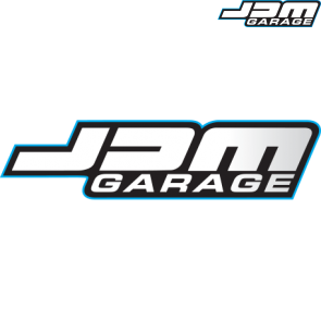 JDM Garage Logo Sticker - Gloss