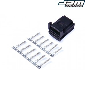 Plug and Pins Only - 12 Pin Tyco