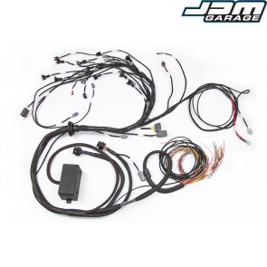 Haltech Elite 2000/2500 Terminated Engine Harness for Nissan RB20/25/26/30 Engines
