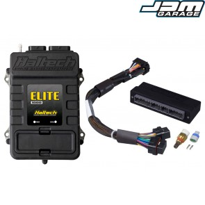 Haltech Elite 1000+ ECU Subaru WRX MY99-00 With Plug 'n' Play Adaptor Harness Kit