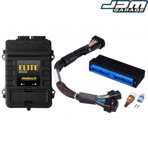 Haltech Elite 1000+ ECU Nissan Silvia S13 200SX CA18DET With Plug 'n' Play Adaptor Harness Kit