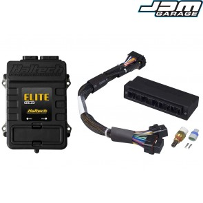 Haltech Elite 1000 + ECU Mitsubishi Lancer Evo Evolution 4 IV / 5 V / 6 VI / 7 VII / 8 VIII (5 Speed) Plug 'n' Play Adaptor Harness Kit