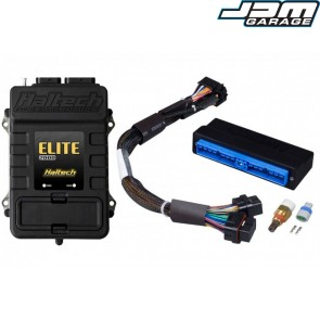 Haltech Elite 1500+ ECU Nissan Silvia PS13 S13 180SX SR20DET With Plug 'n' Play Adaptor Harness Kit
