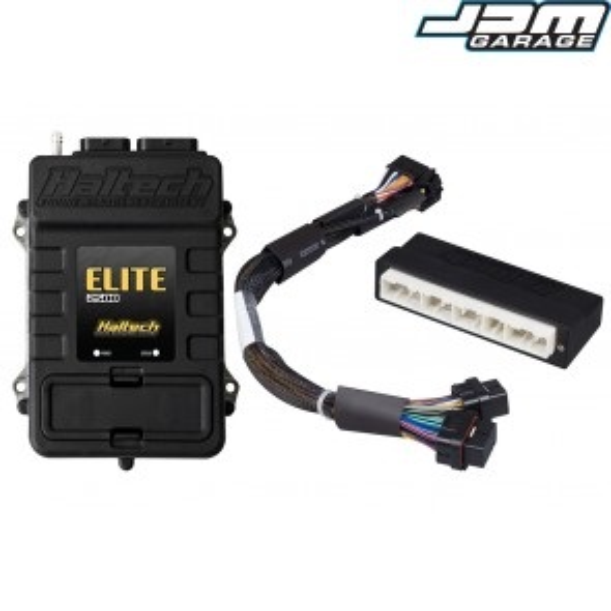 Haltech Elite 2500+ ECU Subaru WRX MY06-10 With Plug 'n' Play Adaptor Harness Kit