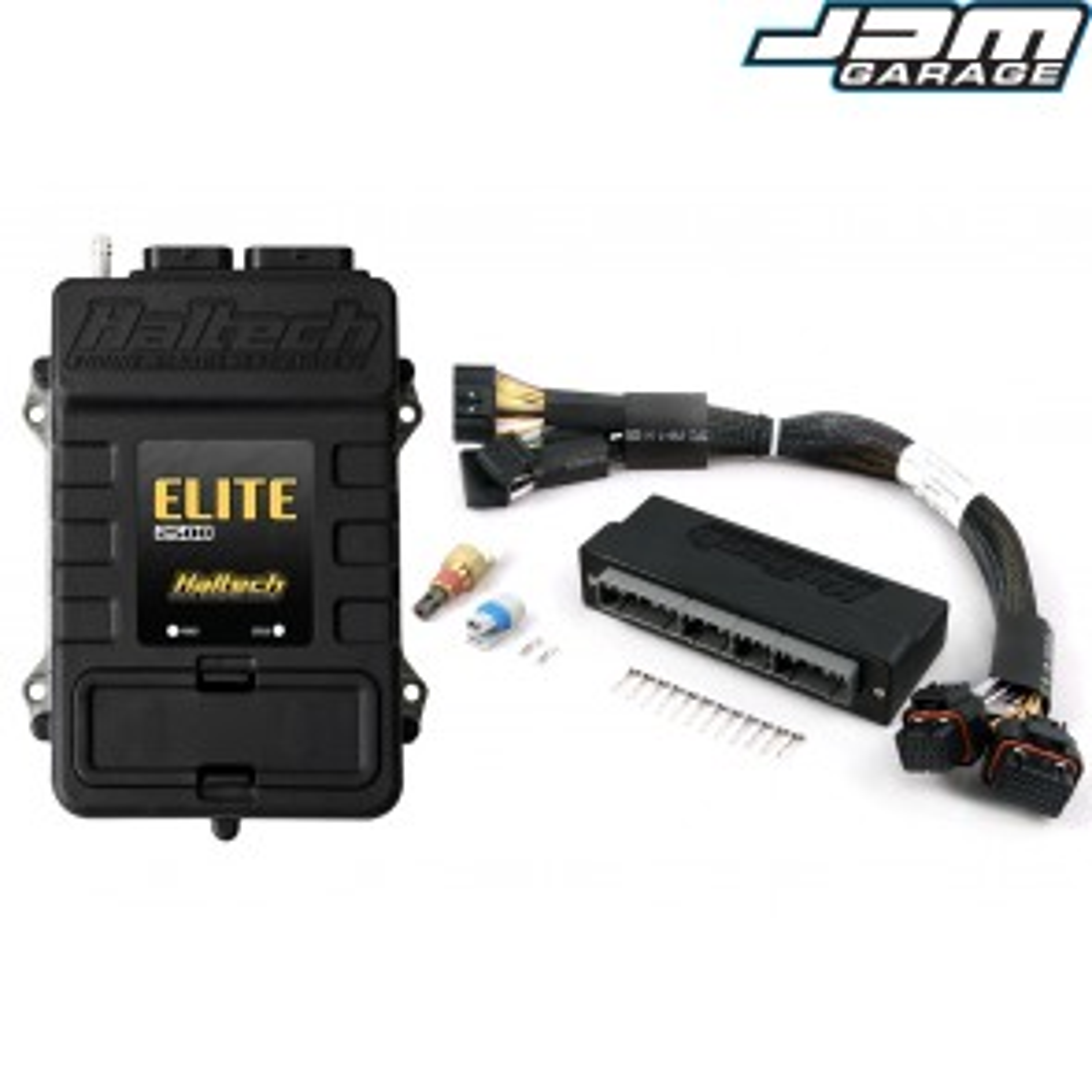 Haltech Elite 2500+ ECU Mitsubishi Lancer Evolution Evo 8 VIII MR / 9 IX Mivec With Plug 'n' Play Adaptor Harness Kit