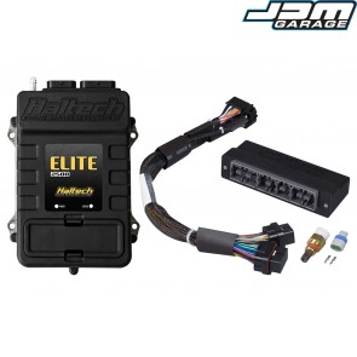 Haltech Elite 2500+ ECU Subaru WRX MY06-07 With Plug 'n' Play Adaptor Harness Kit