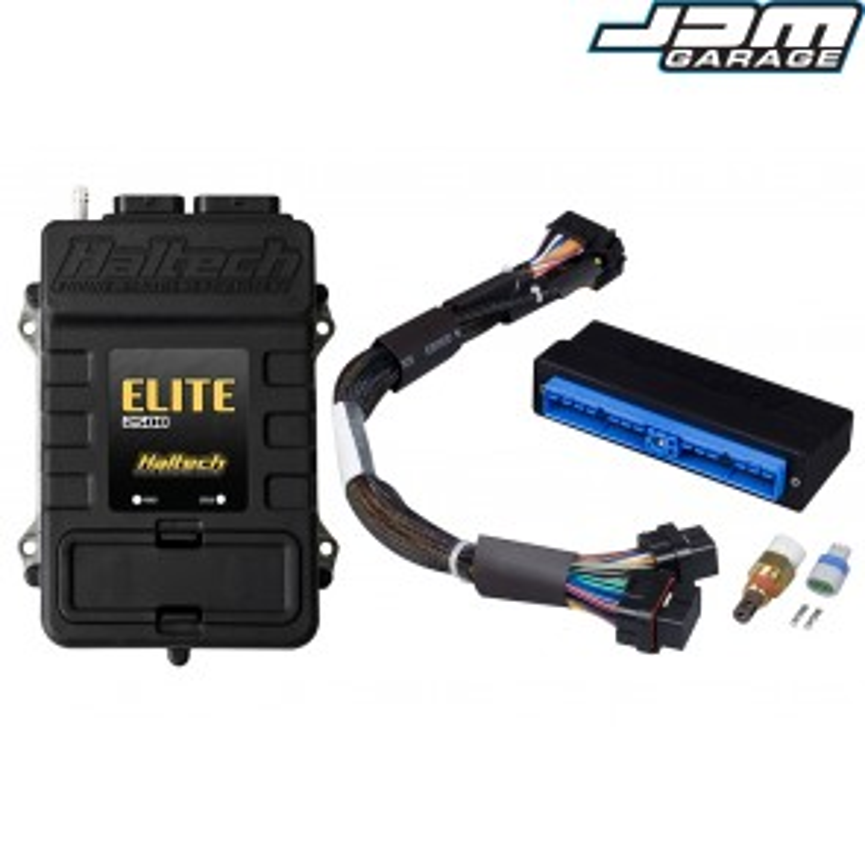 Haltech Elite 2500+ ECU Nissan Skyline R32 R33 GTST R34 GT-R With Plug'n'Play Adaptor Harness Kit