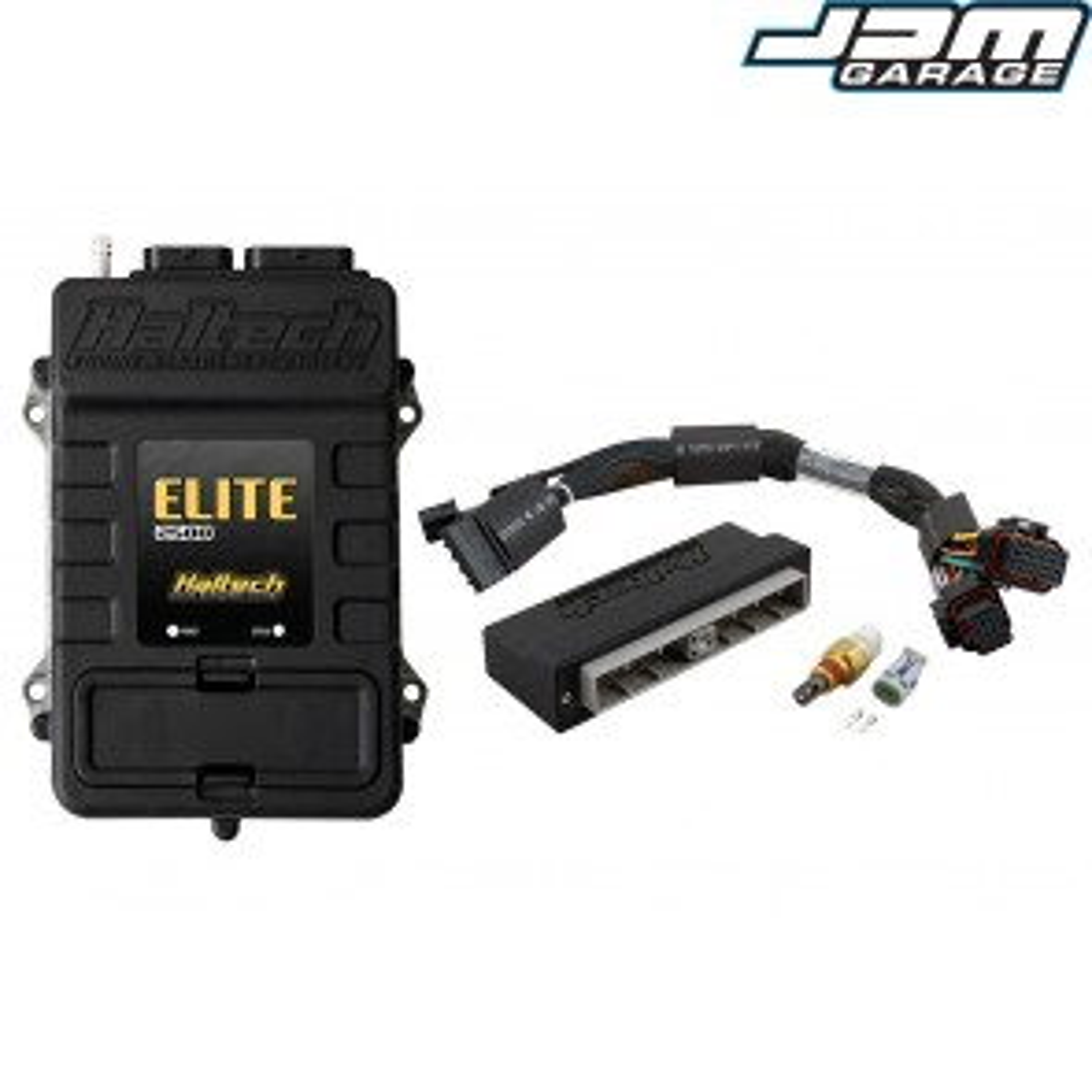 Haltech Elite 2500+ ECU Nissan Skyline R34 GT-T & Stagea WC34 With Plug 'n' Play Adaptor Harness Kit