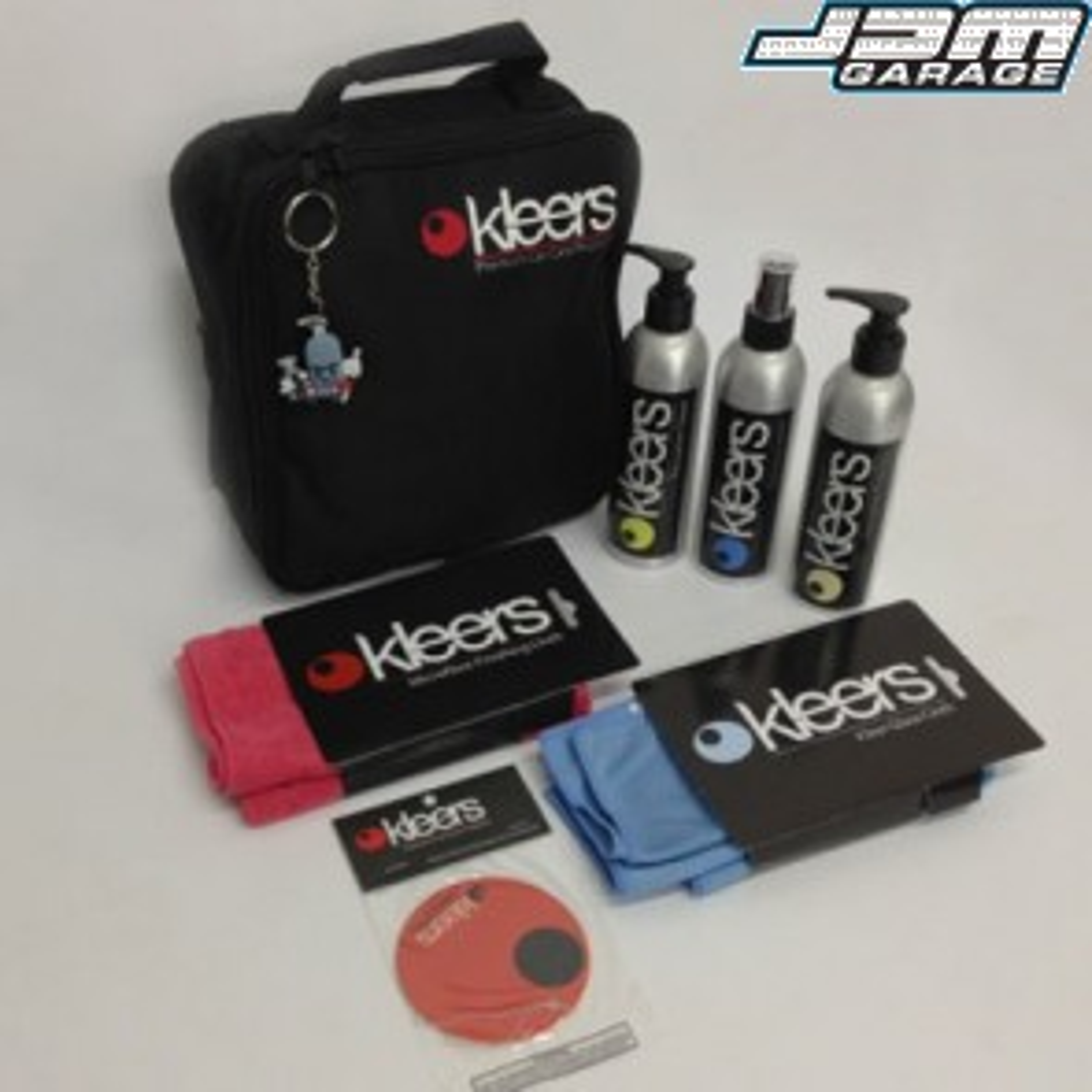 Kleers Interior Care Kit (Leather Version)