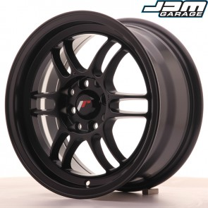 Japan Racing JR7 15x7 ET38 4x100/114 Matt Black