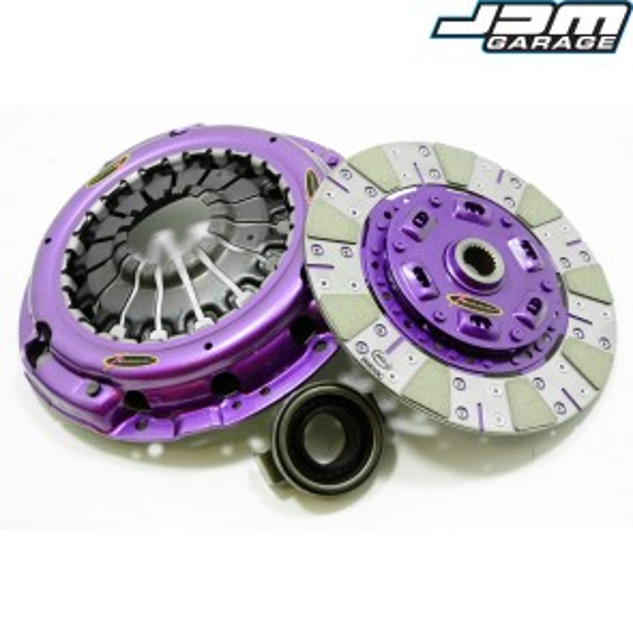 Xtreme Clutch & Flywheel - Organic / Ceramic / Carbon / Single & Twin Plate - Honda Civic EF9 B16A