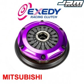 Exedy Clutch Kit Organic / Sport / Race / Hyper Single / Twin / Triple For Evo II / III / IV / V / VI / VII / VIII / IX / X
