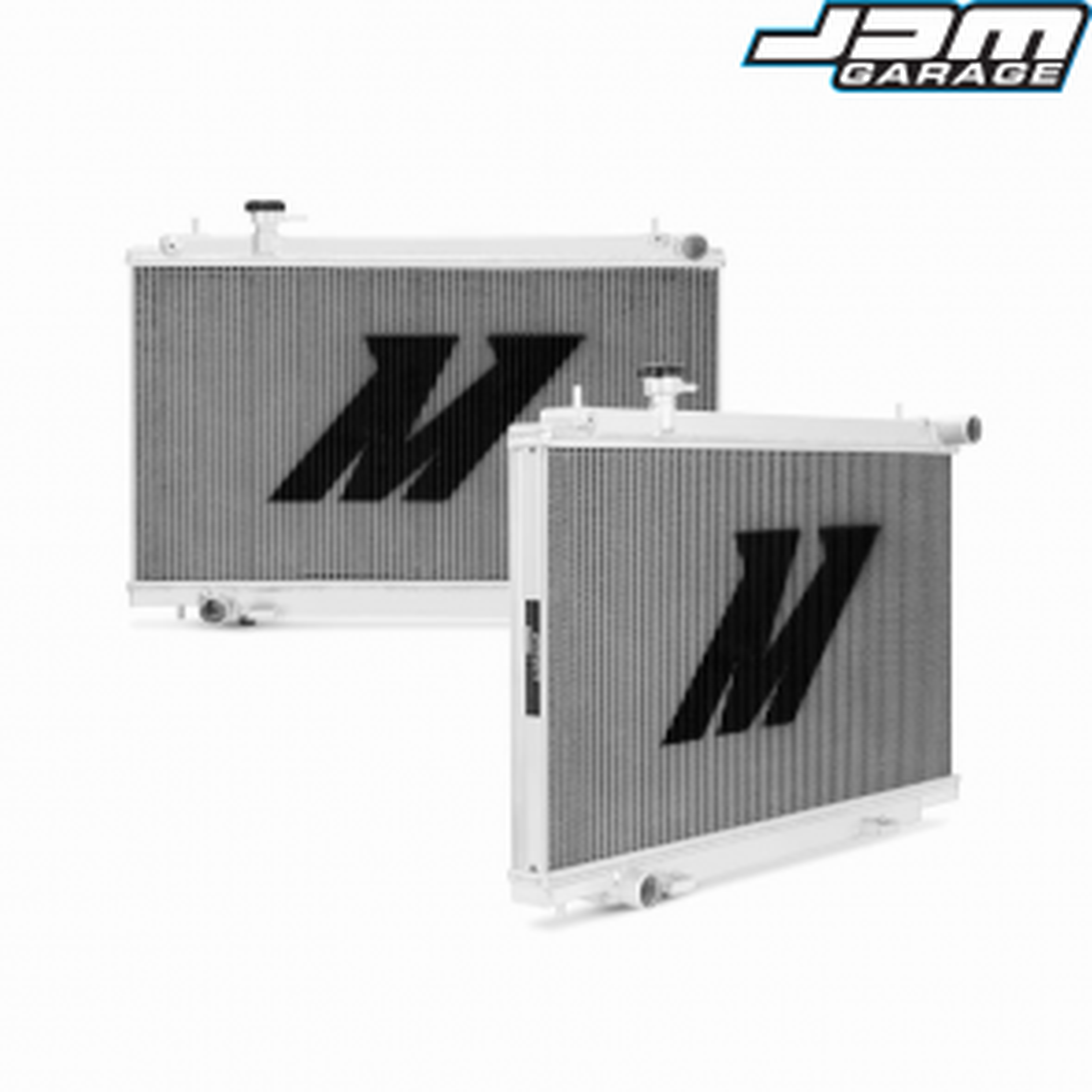 Mishimoto Performance Aluminium Radiators - Skyline R32 R33 R34 / R35 GTR / S13 S14 S15 / 350Z 370Z / 300ZX