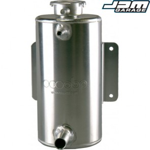 OBP Vertical Round Header Tank with Optional Sight Tube
