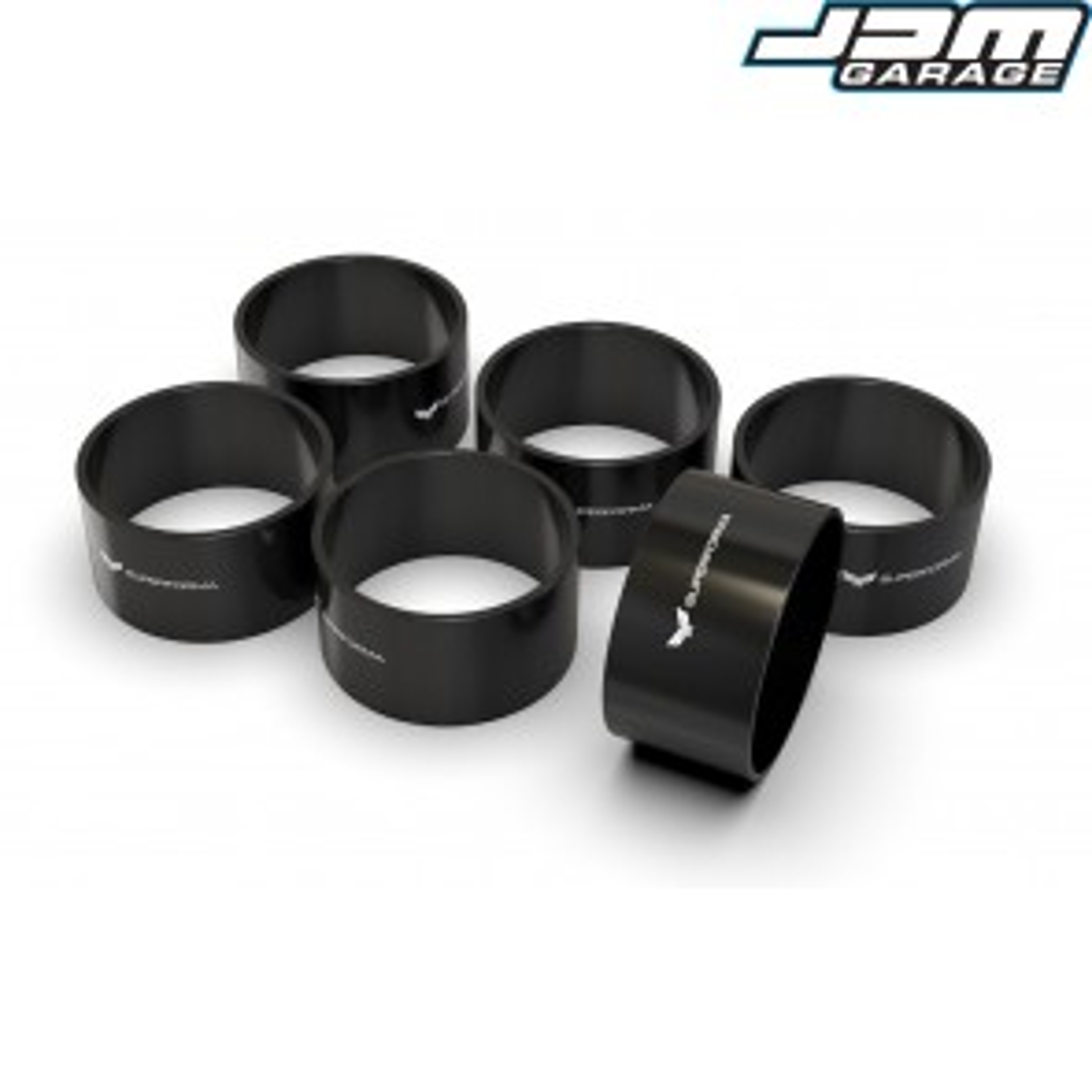 Superforma Full Set Of Piston Ring Compressor Sleeves