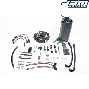 Radium Fuel Pump Holder For Nissan R35 GT-R 09+ Without Pumps for Walbro GSS342 or AEM 50-1200 E85
