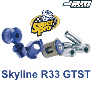 SuperPro Bushes - Nissan Skyline R33 GTST