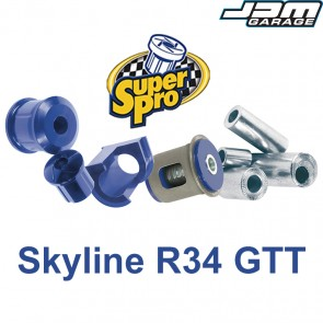 SuperPro Bushes - Nissan Skyline R34 GTT