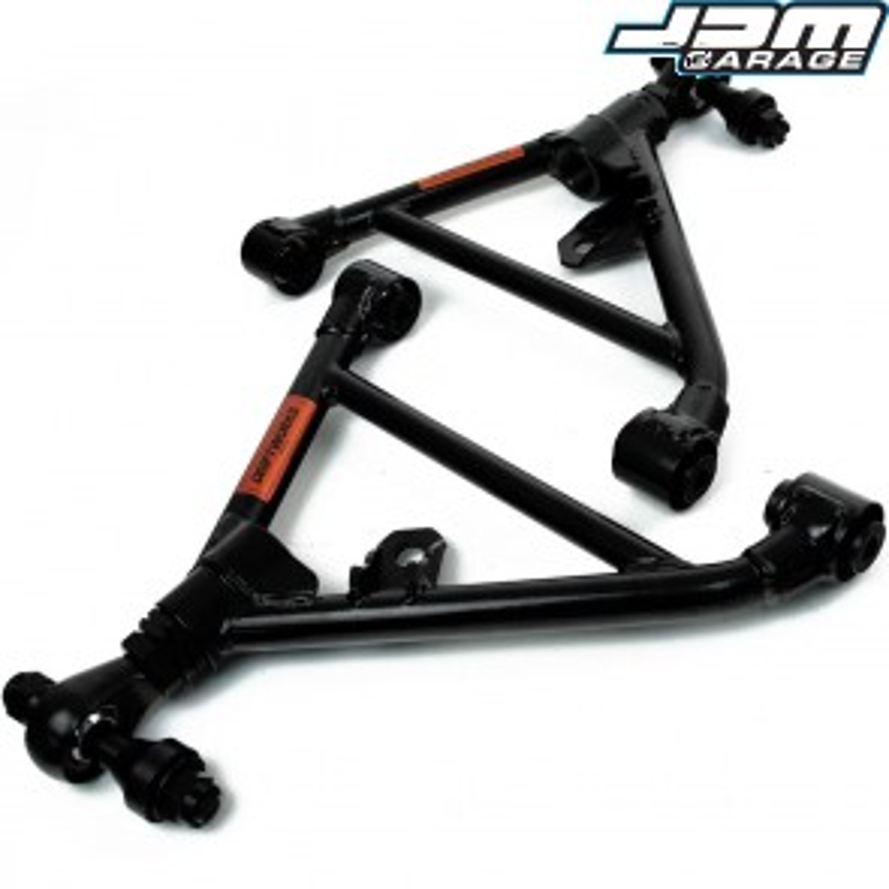 V2 Black Edition Rear Lower Control Arms For Nissan Skyline R32 R33 GTST R34 GT / Silvia S13 S14 S15 / 300ZX Z32