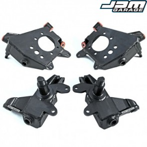 Driftworks S Chassis GeoMaster 2 - Race Hub Knuckles To fit Nissan S13 S14 S15