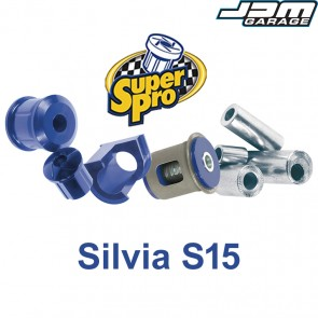 SuperPro Bushes - Nissan Silvia S15 SR20DET