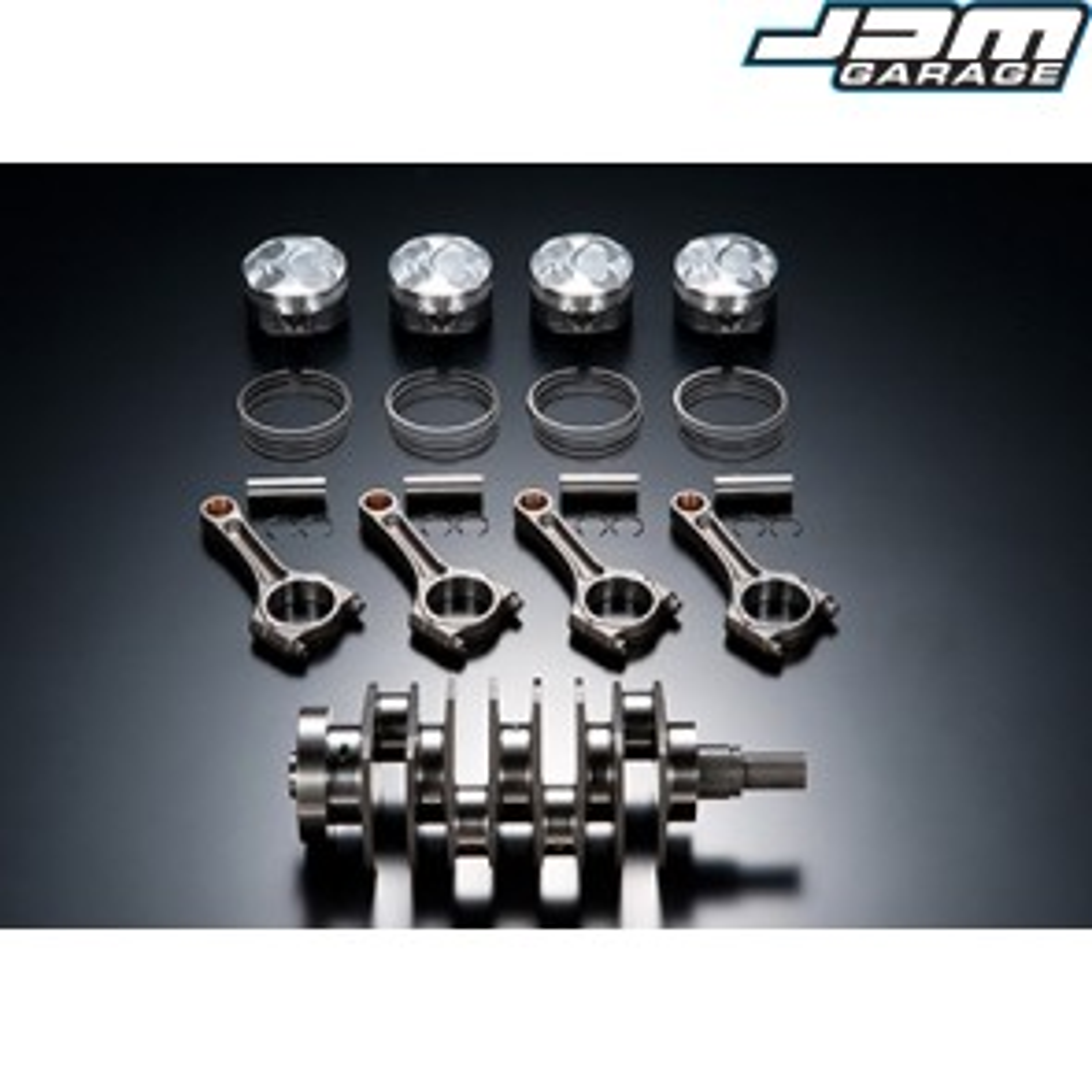 SR20DET 2.2L Capacity Upgrade Kit Stroker S14 S15 Silvia