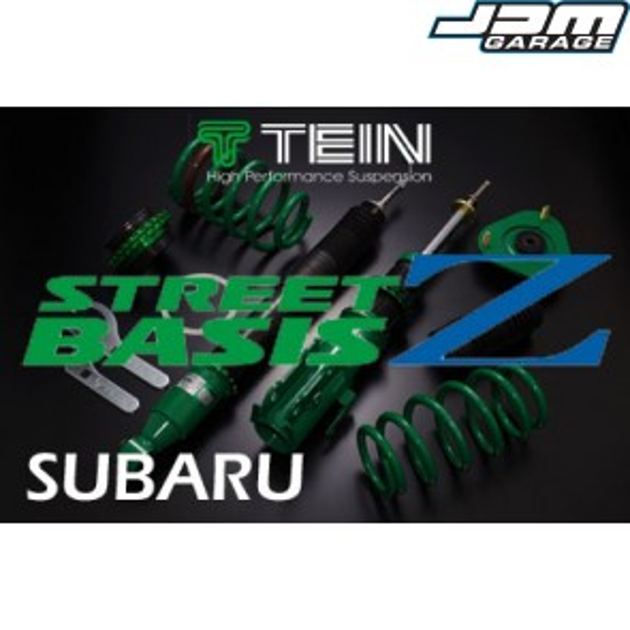Tein Street Basis Z - Subaru Impreza / WRX / STI / Legacy