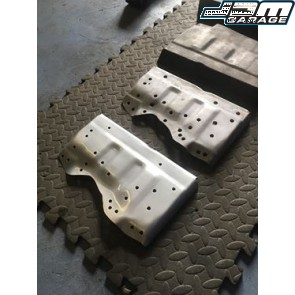 Nissan Skyline R33 / R34 Strut Top Repair Panels