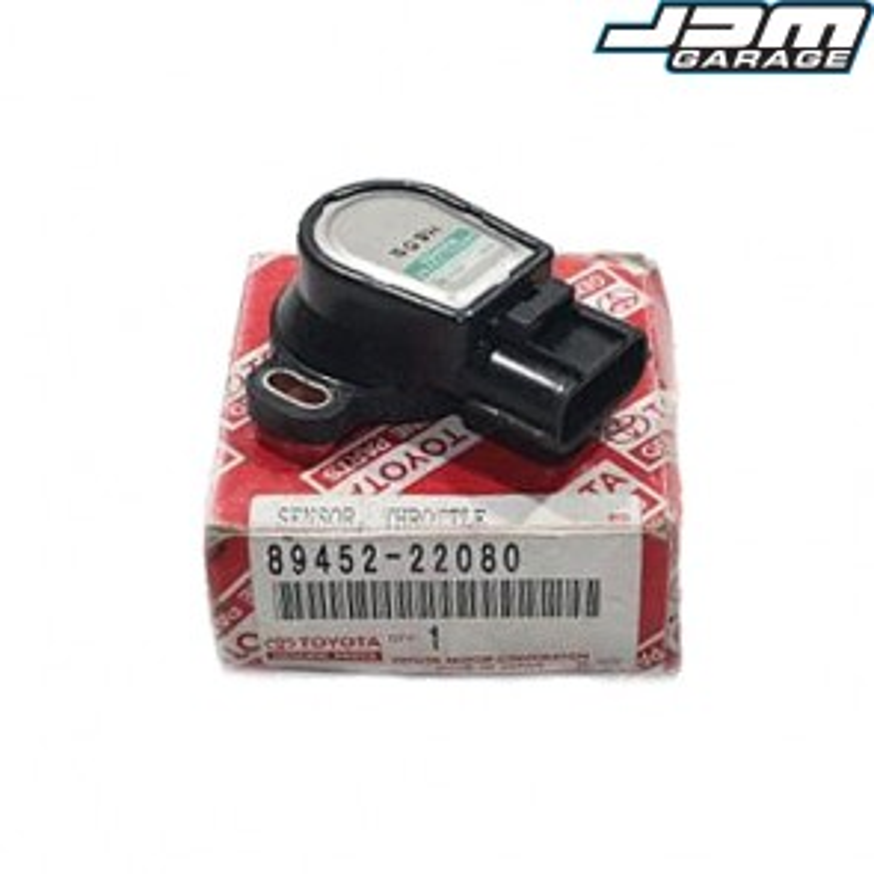 Genuine Toyota Throttle Position Sensor TPS 1JZ-GTE 2JZ-GTE For Toyota Supra Aristo Chaser Cresta Soarer Corolla  89452-22080