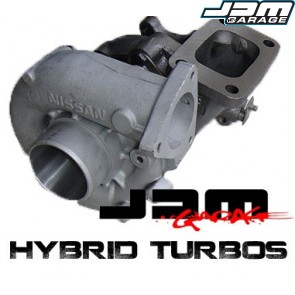 Hybrid Turbo - Billet - RB25DET Skyline GTST