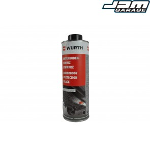 Wurth Underbody Protection Black 1000ml