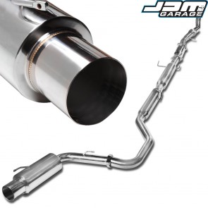 Mitsubishi Evo 4 5 6 Turbo Elbow Back S2 Exhaust System