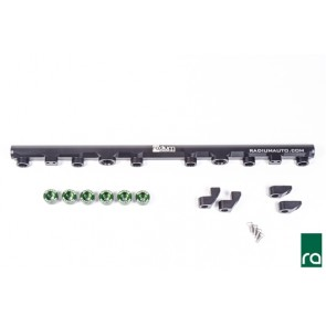 Radium Top Feed Fuel Rail Conversion Kit 2JZ-GTE 2JZGTE Supra (SHORT INJECTOR) 20-0215