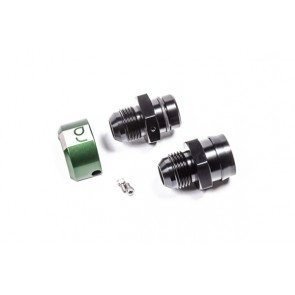 Radium OEM PCV to 10AN Male Conversion Fittings For BMW N54 M54 Ford 1.6 Ecoboost