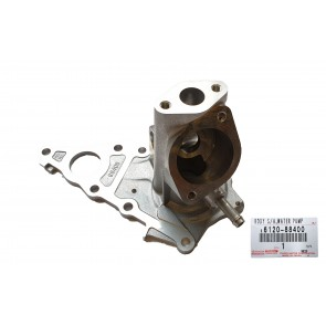 Genuine Toyota 2JZ-VVTI Water Pump Back Cover Fits Supra Mk4 JZA80 16120-88400