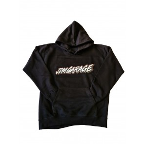 JDMGarageUK Supercharged S15 Hoodie - Adult
