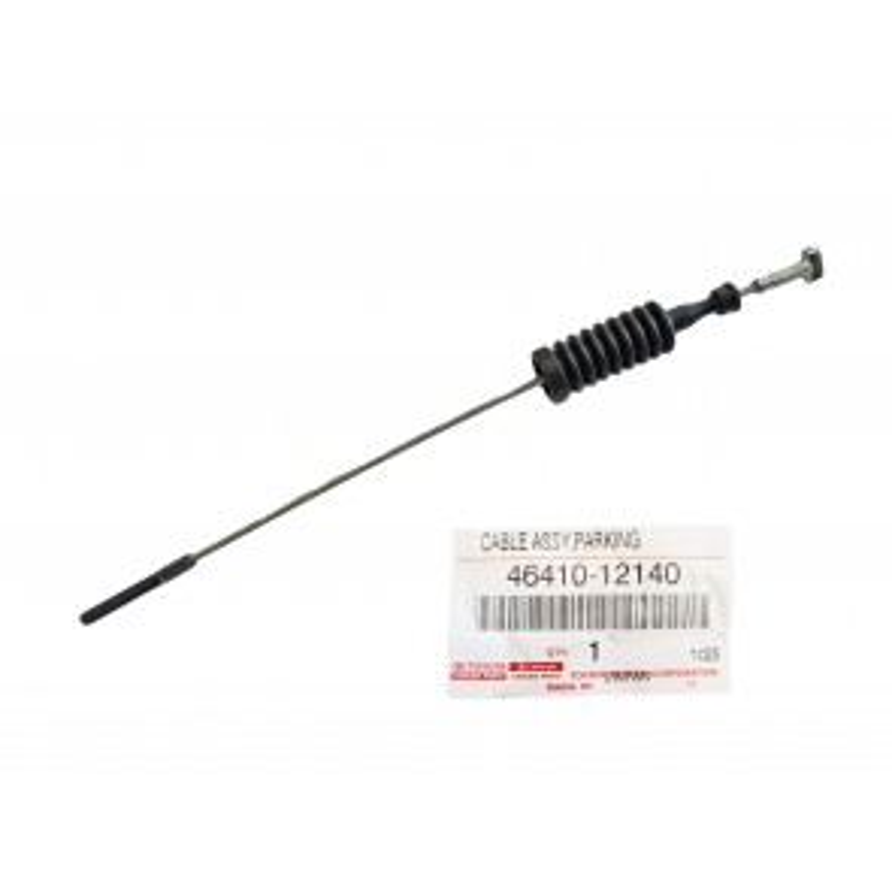 Genuine Toyota Centre Handbrake Cable For Toyota AE86 46410-12140