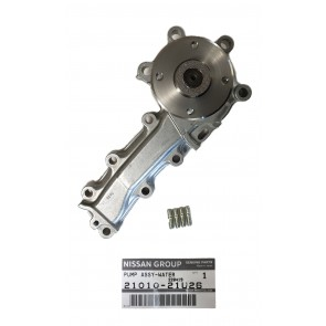 Genuine Nissan Standard Water Pump - Skyline RB20 RB25 RB26 - 21010-21U26 / 21010-70TY5